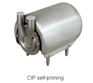 Sanitary CIP Self-priming Pump