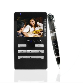 Hidden Camera Pen