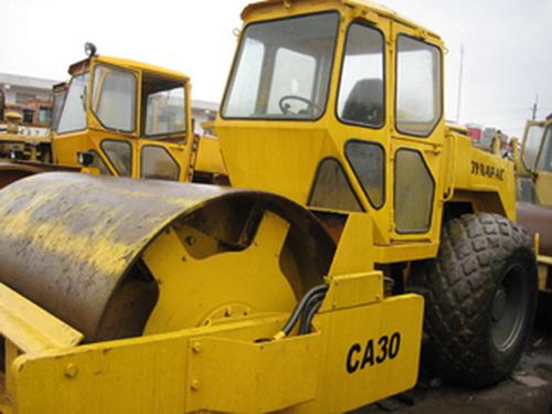 used DYNAPAC CA30