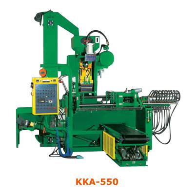 Core Shooting Machine & Shell Molding Machine  Model: KKA-55