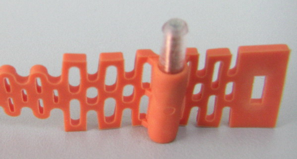 134.2Khz RFID Animal Foot Ring