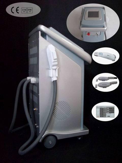 e-light(ipl+rf) beauty machine for acne treatment