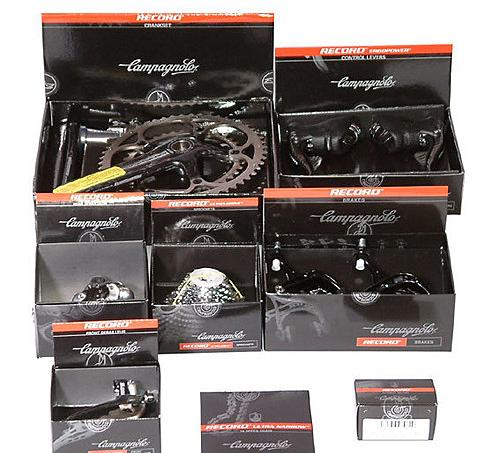 Campagnolo Record Ultra-Torque 10sp Groupset