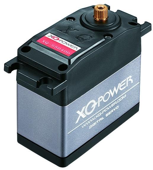 Digital servo XQ-S5040D,40kg steering servo for 1/5 rc car