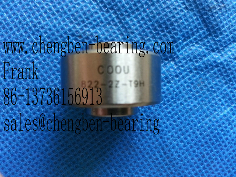 Coverning machine bearings 822-2Z-T9H