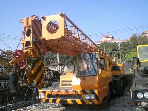 Used construction crane +8618221102858