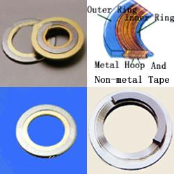 Spiral Wound Gasket/asbestos/graphite/PTFE