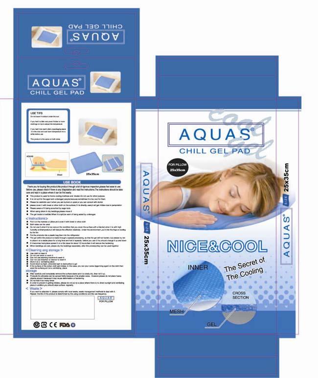 cool gel mat/pillow, sleeping cool mat, cool down