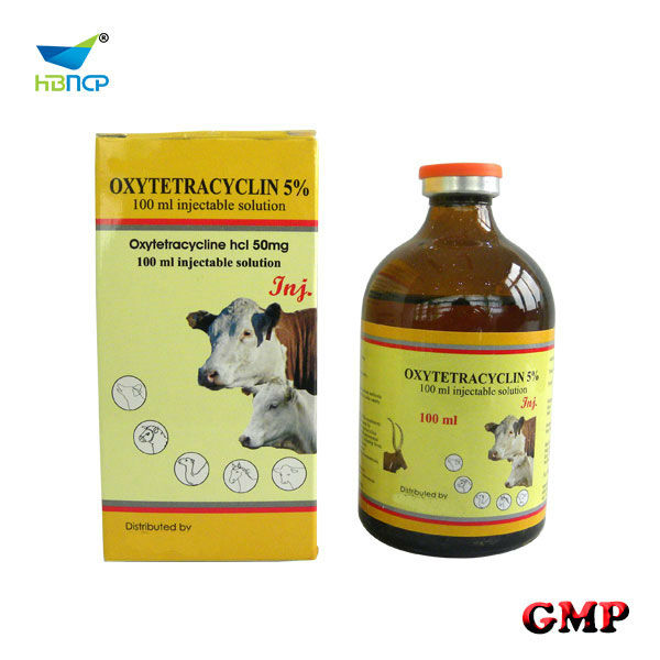 oxytetracycline hcl injection