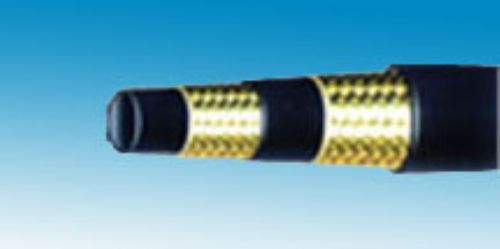 Steel Wire Braided Hydraulic Hose