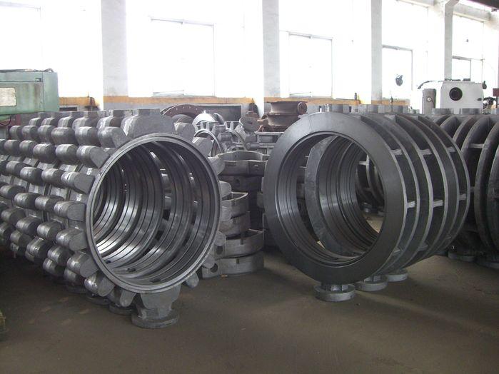 Cast iron valve parts