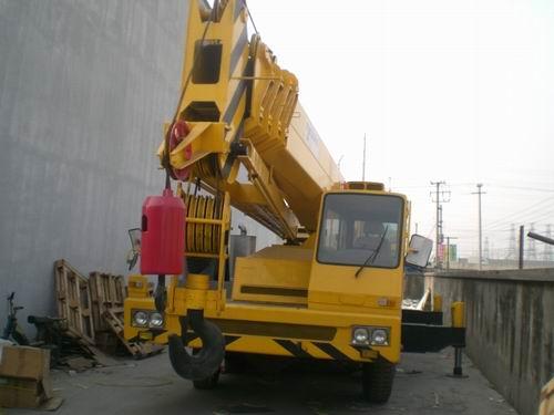 Secondhand Mobile Crane GT-650E