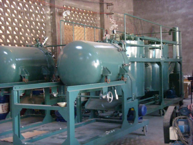 LYE Engine Oil Regeneration,Oil Recycling