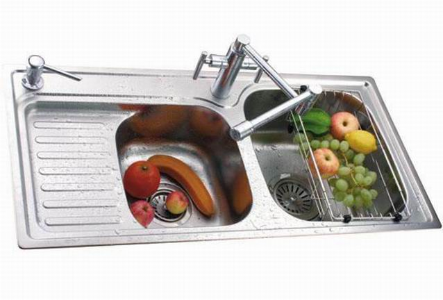 Kitchen Sink Brand Names - Elkay Signature Top Mount Stainless ...