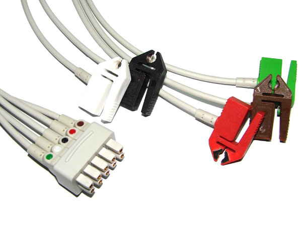 ECG and EKG Cables and Leadwires approved by CE