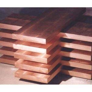 beryllium copper plate C17200 C17500 C17510