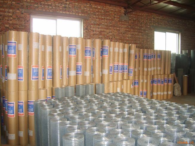 Galvanized Welded Wire Fabric Galvanized Welded Wire Mesh