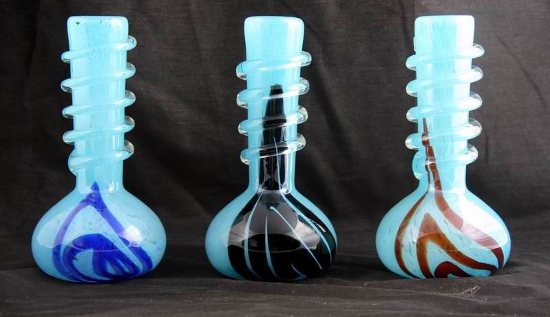 Mini-stylish glass water pipes