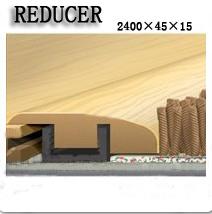 reducer/laminate molding