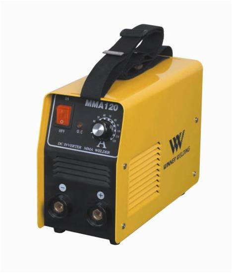 MMA120 DC INVERTER STICK WELDER