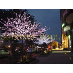 LED sakura tree
