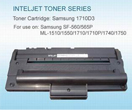 Samsung compatible toner cartridge 1710D3