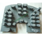 Biomedical Engineering Keyboard-All icons laser etched