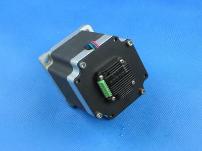 Nema17 42mm integrated stepper motor with drives stepping for Integrated servo motor and drive