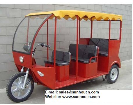 sell electric passenger tricycle