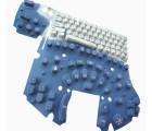 Biomedical Engineering Keyboard-Icons printed