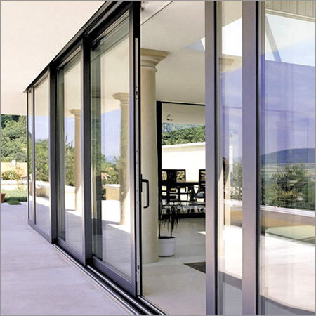 Good Aluminium Sliding Door Click On Image To Enlarge