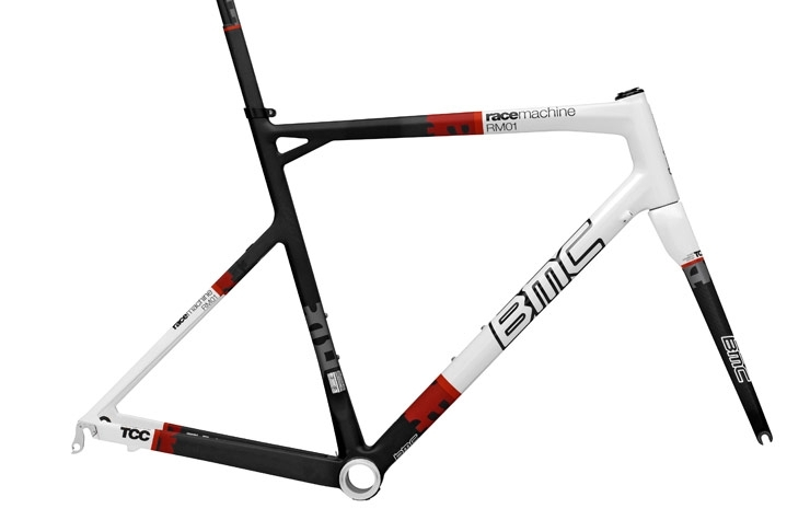 BMC Race Machine RM01 2011 Frameset