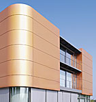 Copper Composite Panel (Alucobond)
