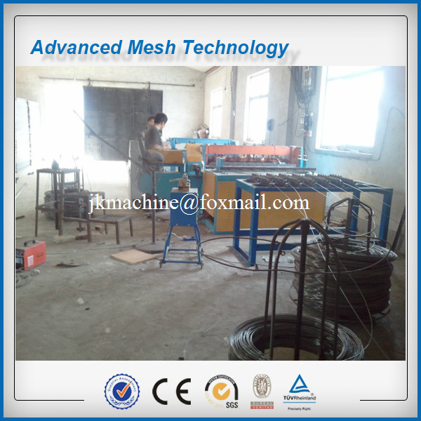 Full Automatic Wire Mesh Welding Machines