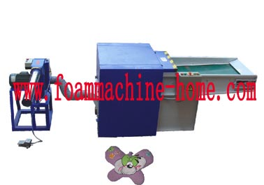 sofa/cushion filling machine