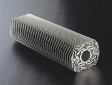 Extruded: Extruded Steel Tubing