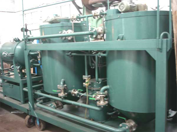 Used Motor oil purifier,oil regeneration System(NSH GER)