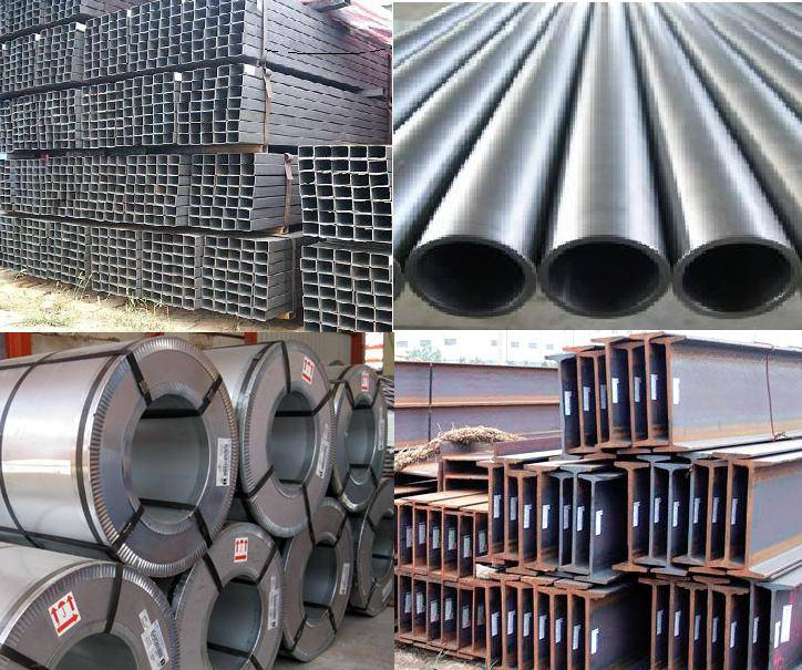 supply kinds of steel products