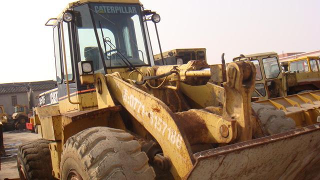 Caterpillar 950F wheel loader,used caterpillar loader