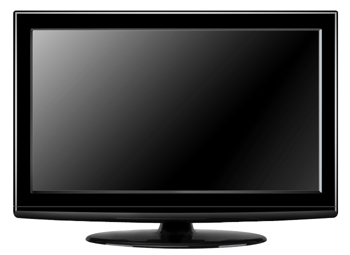 an lcd screen tv 1 lcd...