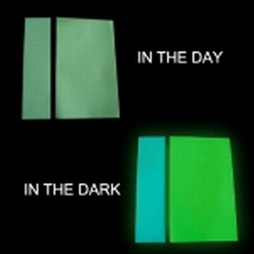Luminescent Paper