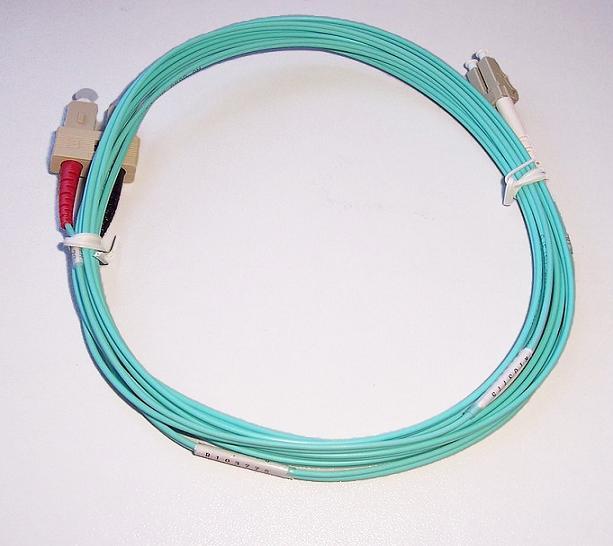 Optic Fiber OM3 Patch cord