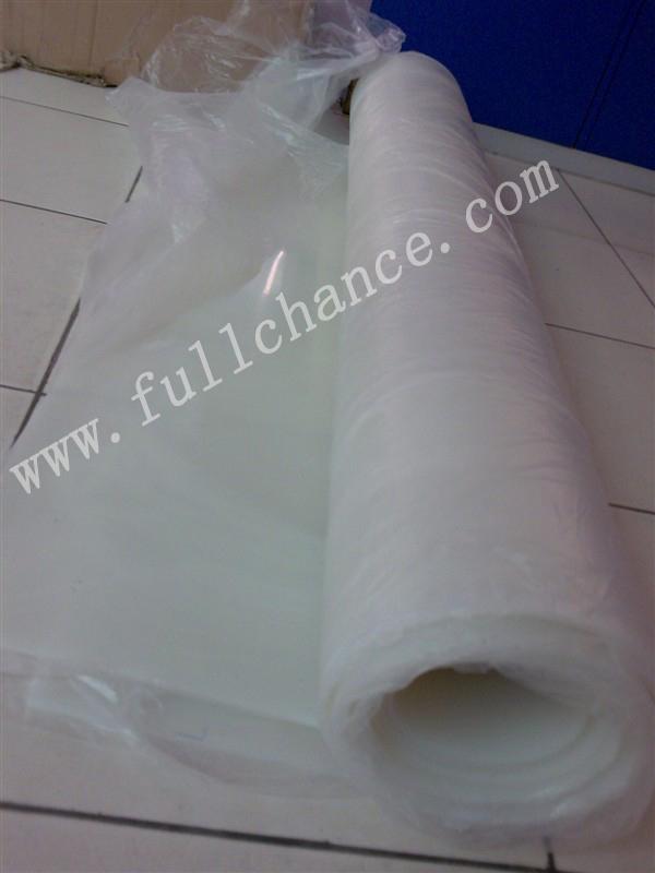silicone lamiate sheet