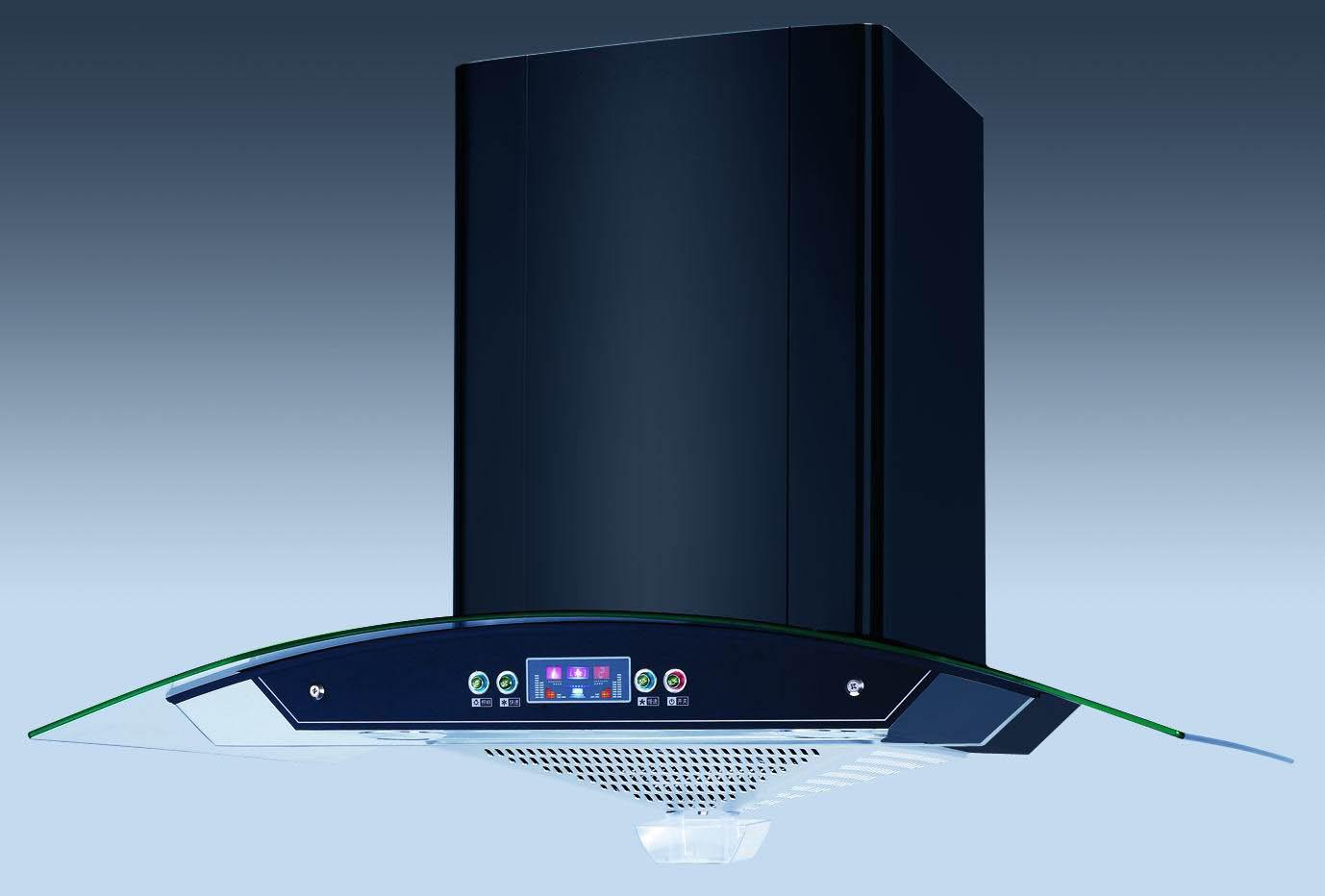 cone net type range hood LT-900A9
