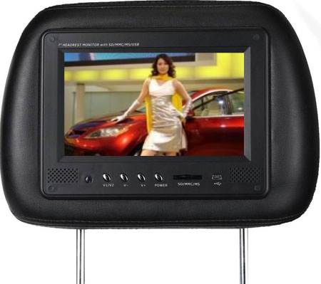Car LCD TV-Monitor