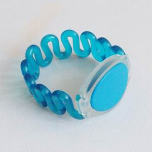 125Khz RFID Water-proof Wristband,