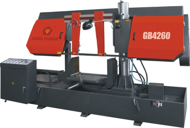 double-housing metal cutting machines GB4260