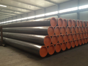 ASTM A252 ERW Piling Steel Pipes