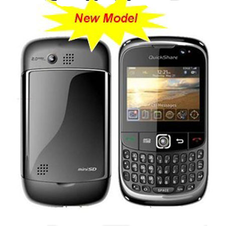 W8520 with shaking function, WIFI, JAVA, MSN, Bluetooth