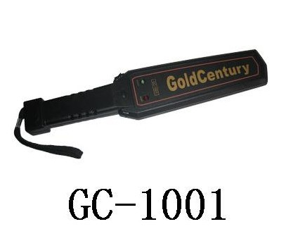 Hand held metal detector GC-1001